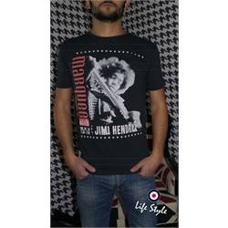 T-shirt Hendrix Worn By
