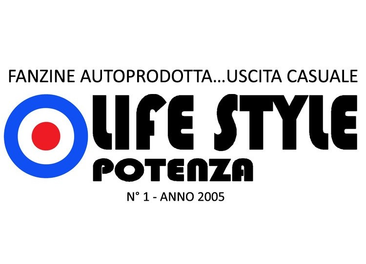 FANZINE N°1 ANNO 2005...USCITA CASUALE